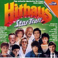 Cover  - Hithaus - Star-Treff - Top-aktuelle deutsche Schlager [1984]